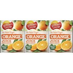 Photo of Golden Circle Juice Orange 6x200ml
