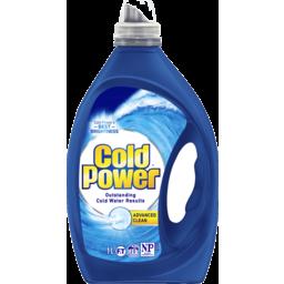 Photo of Cold Power Advanced Clean, Liquid Laundry Detergent, 1 Litre