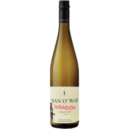 Photo of Man O War Estate Paradise Pinot Gris 750ml