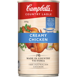 Photo of Campbell's Country Ladle Creamy Chicken 500g 500g