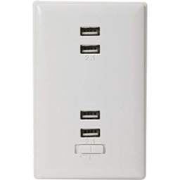 Photo of Rca Usb Wall Flat Charger