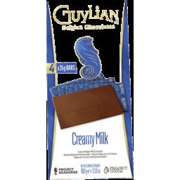 Photo of Guylian Bar Creamy Milk 100gm