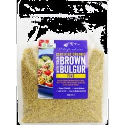 Photo of Chefs Choice - Brown Bulgur - Fine- 1kg