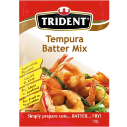 Photo of Trident Tempura Battr Mx 150gm