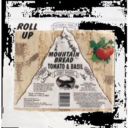 Photo of Mountain Bread Tomato & Basil 200g