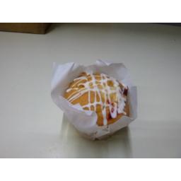 Photo of Gourmet Strawberry Muffin