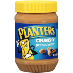 Photo of Planters Crunchy Peanut Butter