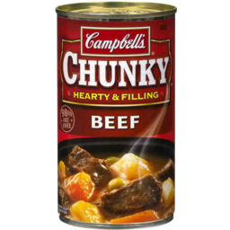 Photo of Campbells Chunky Beef Stew 505gm