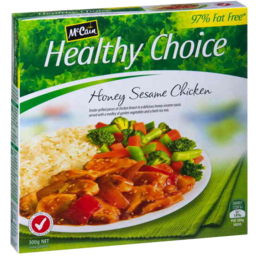 Photo of Mccain Healthy Choice Honey Sesame Chicken 300g