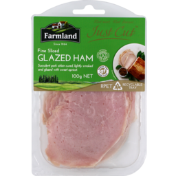 Photo of Farmlands Glazed Ham 100g