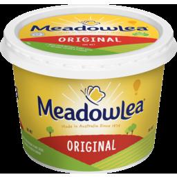 Photo of Meadow Lea Spread Original Cholesterol Free 1kg