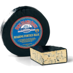 Photo of King Island Dairy Roaring Forties Blue Cheese 200g