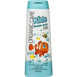 Photo of Organic Care Kids Bubble Bath 400ml