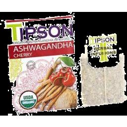Photo of Tipson - Ashwaganha Cherry Tea - 25pc