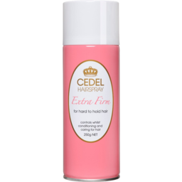Photo of Cedel H/Spray Hard/Hold 250gm