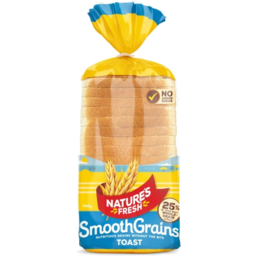 Photo of Natures Fresh Smooth Grain Bread 700g