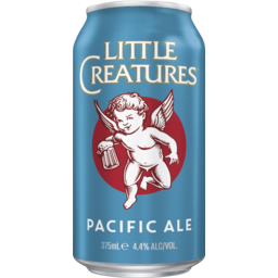 Photo of Little Creatures Pacific Ale Can