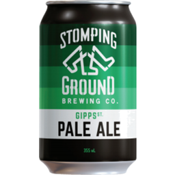 Photo of Stomping Grnd Pale Ale 355ml