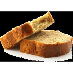 Photo of Banana Bread Slice 5pk 500g