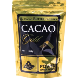 Photo of Power Super Foods Cacao Butter Chunks