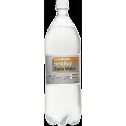 Photo of Best Buy Soda Water 1.25l
