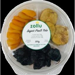 Photo of Zollu Fruit Trio 355g