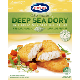 Photo of Birdseye Oven Bake Deep Sea Dory 425g