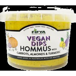 Photo of Fifya Carrot Turmeric Hommus 250gm