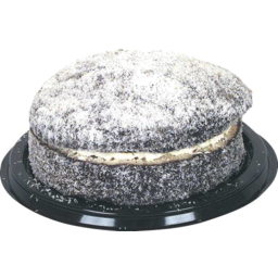 Photo of Chocolate Lamington With Fresh Cream Sponge Cake 7 Inch