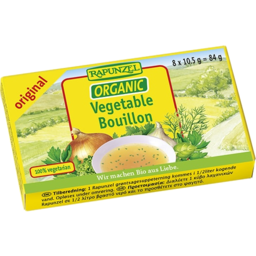 Photo of Rapunzel Organic Vegetable Bouillon - Original 84g