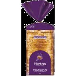 Photo of Norths Bread MultiGrain Toast 600g