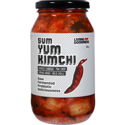 Photo of Living Goodness Sum Yum Kimchi 500g