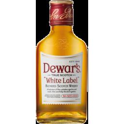 Photo of Dewars White Label Whiskey