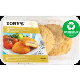 Photo of Tony's Chicken Cordon Bleu 3 Pack Frozen