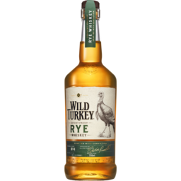 Photo of Wild Turkey Straight Rye Whiskey