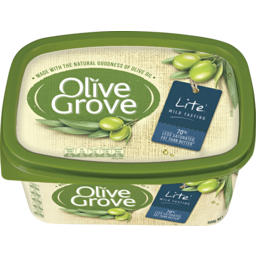 Photo of Olive Grove Lite Olive Oil Spread 500g