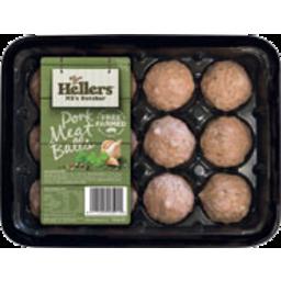 Photo of Hellers Meatballs Pork Free Farmed 400g