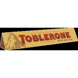 Photo of Toblerone Tone Milk 360gm