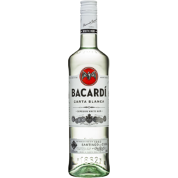Photo of Bacardi Carta Blanca 700ml