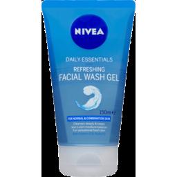 Photo of Nivea Daily Essentials Refreshing Facial Wash Gel 150ml