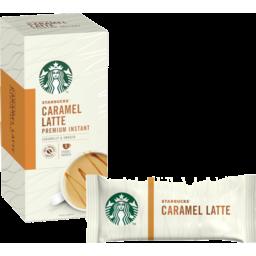 Photo of Starbucks Instant Coffee Caramel Latte Mix 5pk 107.5g