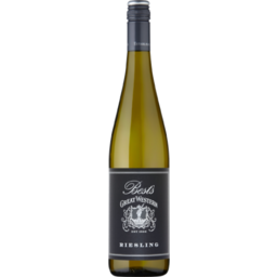 Photo of Bests Gt West Riesling 750ml