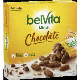 Photo of Belvita Minis Chocolate 210g