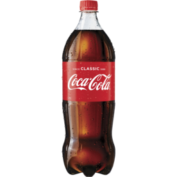 Photo of Coca Cola 1.25lt