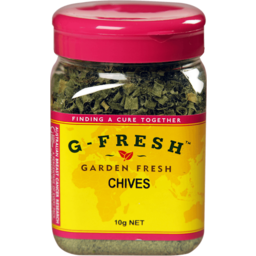 Photo of Gfresh Chives Air Dried 10gm