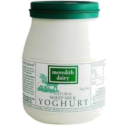 Photo of Meredith Dairy Natural Sheep Yoghurt 1kg