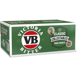 Photo of Victoria Bitter Stubbies