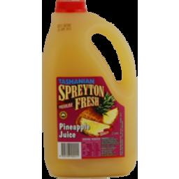 Photo of Spreyton Fresh Pineapple Juice 2 Litre