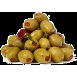 Photo of Ausfrsh Olive Grn Chl/Gar150gm