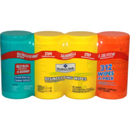 Photo of Member's Selection Disinfecting Wipes
